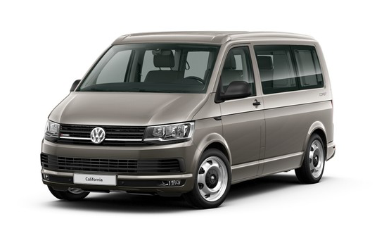 "Volkswagen California Beach, цвет Бежевый ""Mojave"""