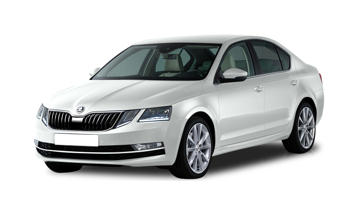 Skoda Octavia Laurin & Klement, цвет Белый Candy White