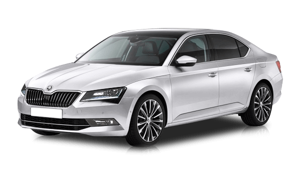 Skoda Superb Active, цвет Белый Candy White