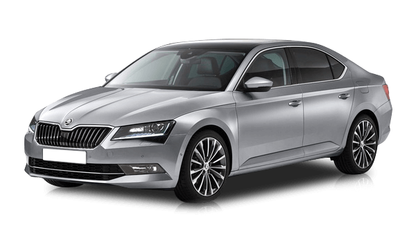 Skoda Superb Laurin & Klement, цвет Серебристый Brilliant Silver